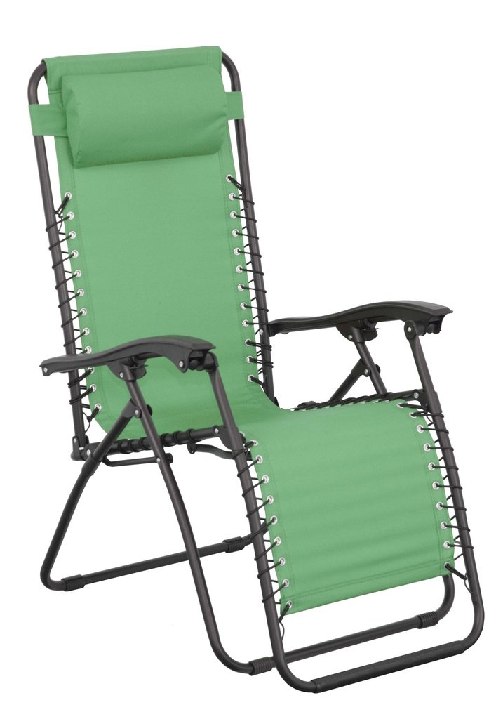 Křeslo Relax DOPPLER zelené