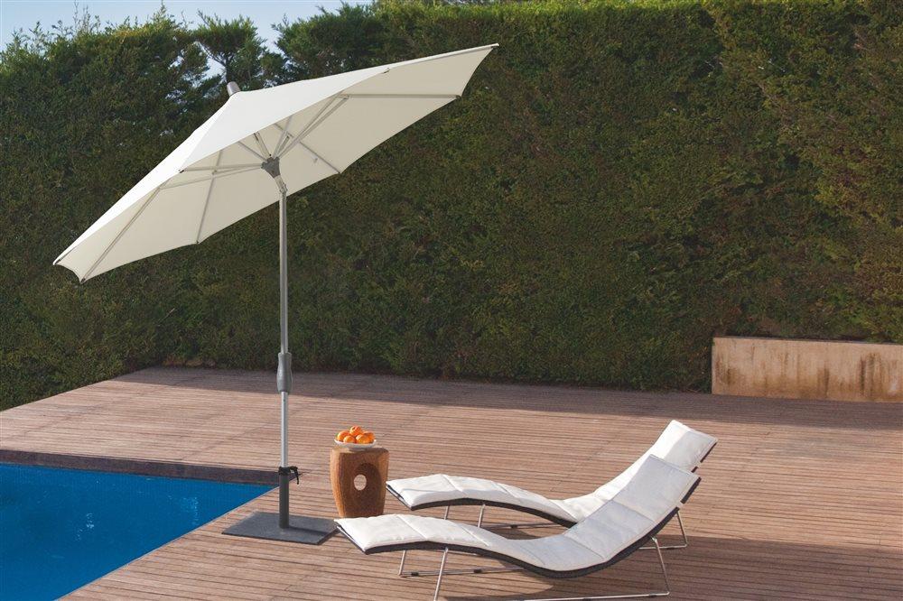 slune n k glatz alu twist easy kulat 330 cm. Black Bedroom Furniture Sets. Home Design Ideas